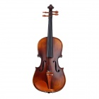 William W-002 4/4 Full Size Retro Maple Violin Set - Brown