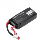 LP1300-3S-20 11.1V 1200mAh Lithium Polymer Battery for R/C Helicopter - Black