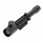 Water Resistant 4X32EG Rifle Scope - Black (1 x CR2030)