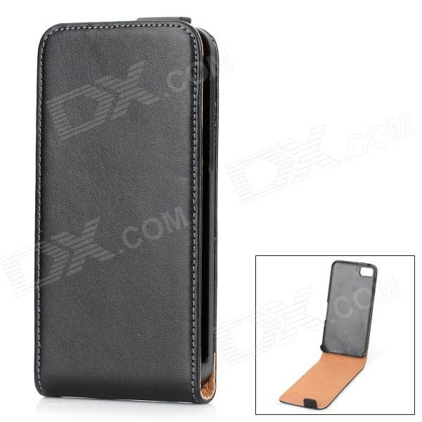 Protective PU Leather Flip-Open Case for BlackBerry Z10 - Black printio чехол для blackberry z10