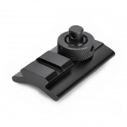 Aluminum Alloy 20mm QD Picatinny / Weaver Adapter Sling - Black