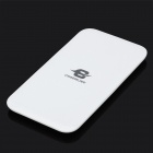 Charmlink CK-Qi02 Wireless Charger w/ 2-Flat-Pin Plug + USB for Nokia Lumia 920 / 820 - White