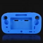 Protective Silicone Case for Wii U Gamepad - Blue