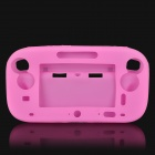 Protective Silicone Case for Wii U Gamepad - Pink