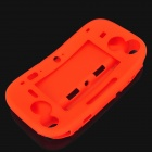 Protective Silicone Case for Wii U Gamepad - Red