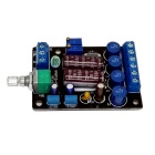 TA2024 2-Channel Amplifier Module Board - Black
