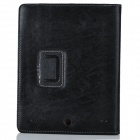 "Protective PU Case w/ Stand for 9.7"" Aino NOVO 9 - Black"