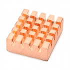 RHS-03 Copper Memory Heatsink Pads - Copper (8 PCS)