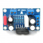 LM3886TF 1-Channel 68W Amplifier Module Board - Black + Blue