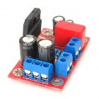 LM3886(1+2) 2-Channel 68W Amplifier Module Boards w/ Power Supply Board - Black + Red