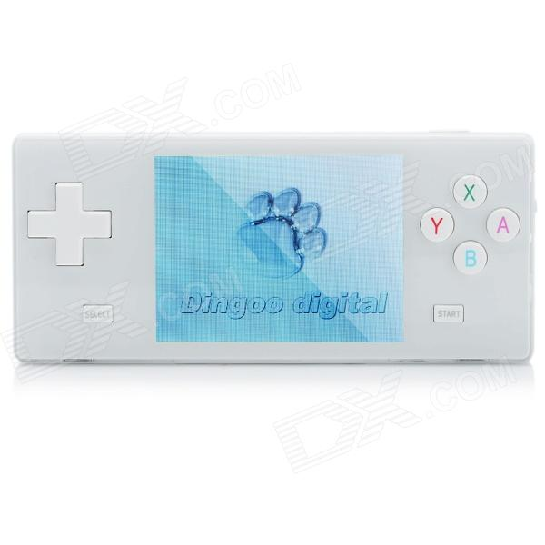 "Dingoo A-320 2.8"" LCD GBA/NGO/SNES/ NES/SFC/CPS1/2/+ Emulator Game Console (4GB Built-in + Mini-SD)"