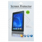 "Protecção PET Screen Protector Film Guard para Lenovo A2107 7 ""- Transparente"