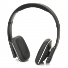 ChangYin LB918 Universal Wireless Bluetooth 3.0 Headset Headphone for Iphone + More - Black + Silver