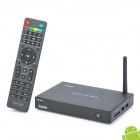 Jesurun M6 Dual-Core Android 4.1.2 Google TV Player w/ 1GB RAM / 4GB ROM / HDMI / SD / Wi-Fi - Black
