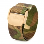 TMC HR39-MC Nylon Hand / Wrist Band for Gopro Hero 4/ 3 / 3+ / SJ4000 Wi-Fi Remote Control - Camouflage