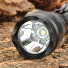 UltraFire WF-502B 870lm 5-Mode White Flashlight w/ Cree XM-L U2 - Black (1 x 18650)