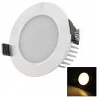 HIWIN HTD691 3W 180lm 3200K 6-SMD 5730 LED Warm White Ceiling Light w/ LED Driver (85~265V)