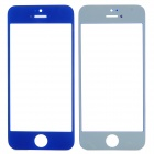 Replacement Glass Screen for iPhone 5 - Dark Blue + Transparent