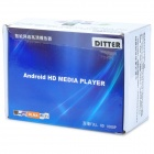 DITTER U16 Dual-Core Android 4.1 Google TV Player w/ 1GB RAM / 8GB ROM / Bluetooth / HDMI - Silver