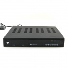 F90 HD PVR DVB-C Digital TV Receiver w/ HDMI / USB / RJ45 - Black (AC 100~250V / EU Plug)