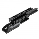 Tactical AK Receiver Triplo Picatinny & Weaver Rail Top Cover Sistema de montagem para AK Series