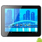 "COLORFLY CT973 9.7"" Capacitive Screen Android 4.0 Dual Core Table PC w/ TF / Wi-Fi / Camera - Silver"