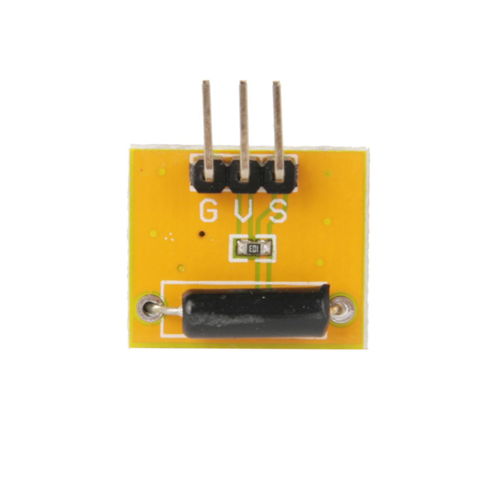 Meeeno MN-EB-VBR8S Vibration Sensor Module - Orange + Black