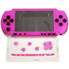 Full Replacement Housing Case with Buttons for PSP 1000 (Pink)