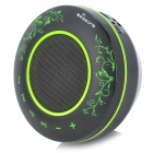 GUCEE X6 Portable Bluetooth V2.1+EDR Stereo Speaker w/ Microphone for Iphone / Ipad - Black