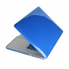 "ENKAY Protective Full Body PC Case for ""13-inch MacBook Pro with Retina Display"" - Translucent Blue"