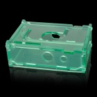 SMPD01 Protective Acrylic Case for Raspberry Pi - Translucent Green