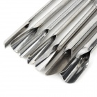 Wuxing 006 Stainless Steel Cake Decorating Tools - Silver