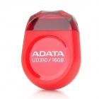 ADATA UD310 Super Mini High-Speed USB 2.0 Flash Disk Drive - Red (16GB)