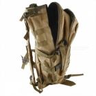 High Quality 3D Tactical Outdoor duplo Ombro Backpack Bag - Coyote Tan