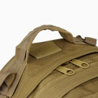 High Quality 3D Tactical Outdoor Double Shoulder Backpack - Coyote Tan