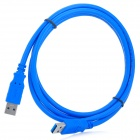 USB 3.0 Male to Male Data Cable - Blue (150cm)