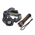 SingFire SF-541 241lm 5-Mode Neutral White LED Zoomable Headlamp / Flashlight w/ Cree XM-L T6
