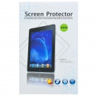 Uvht Protective Clear Screen Protector Guard Film for Onda V702 - Transparent