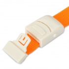 Outdoor Camping Buckle Falcons Head Sealing Elastic Belt Tourniquet for Medical - Orange