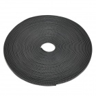 DIY PET Braided 6mm Cable Management Sleeving - Black (1530cm)