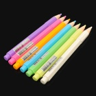 MG-608 Pencil Style 7-Color Rollerball Pens