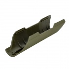 Plastic Cheek Riser for CTR - Army Green