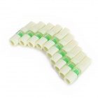 Zobo ZB-002 Recycling Filter Cigarette Holder - Beige (10PCS)