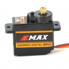 EMAX ES08MDII Micro Digital Metal Gear Servo - Black
