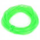Silicone Oxygen Tube / Hose for Fish Tank / Aquarium - Translucent Green (10m)