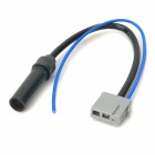 D13032807X Radio to Antenna Adapter Cable for Nissan / TIIDA / LIVINA / Sylphy - Black + Grey + Blue