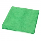 CHIEF JPNZ-Q055 Car Cleaning Polyester + Nylon Towel - Green (30 x 60cm)