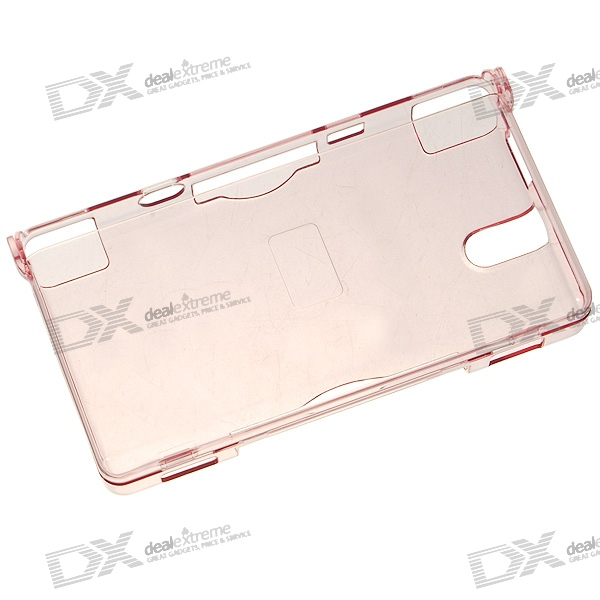 Protective Crystal Case for NDS Lite