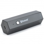 BYL-928 Rechargeable Wireless Bluetooth V2.1 Audio Receiver Dongle - Black