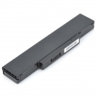 Universal 5200mAh Replacement Battery for Acer / MSI / BenQ / Hasee + More - Black